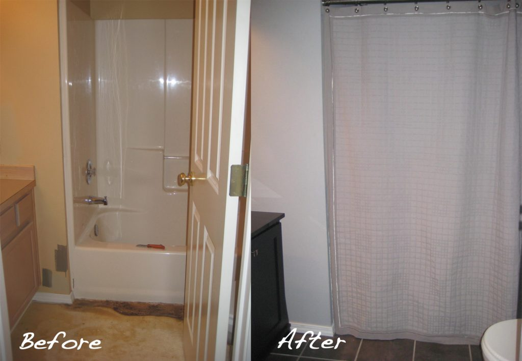 diy guest bathroom remodel design dining diapers