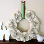 Top Ten Tuesday {5}: 10 Ways to Decorate with Book Pages