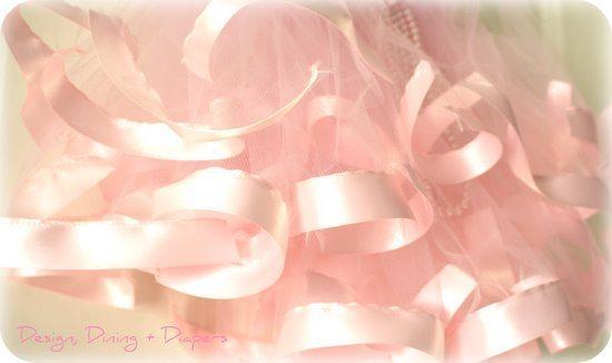 pink ruffly tutu