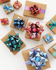 Top 10 Tuesday {14}: Brown Paper Packages…