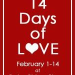 14 Days of LOVE Link Party!