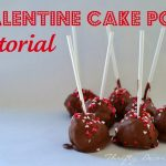Day 5: Valentine Cake Pop Tutorial with Thrifty Decorating