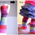 Fingerless Gloves to Baby Leggings