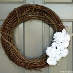 A New Wreath For the New Front Porch
