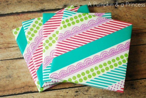 Top 10 Tuesday Ways To Use Washi Tape Taryn Whiteaker