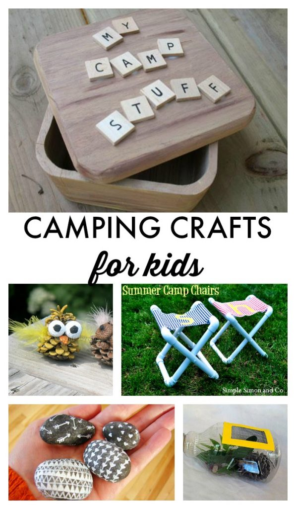 Camping Crafts for Kids