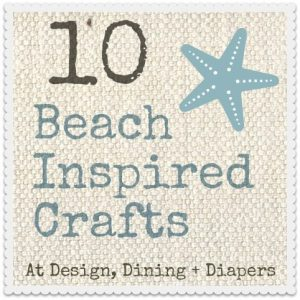 Top 10 Tuesday: Beach Inspired Crafts