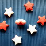 Patriotic Star Chocolates