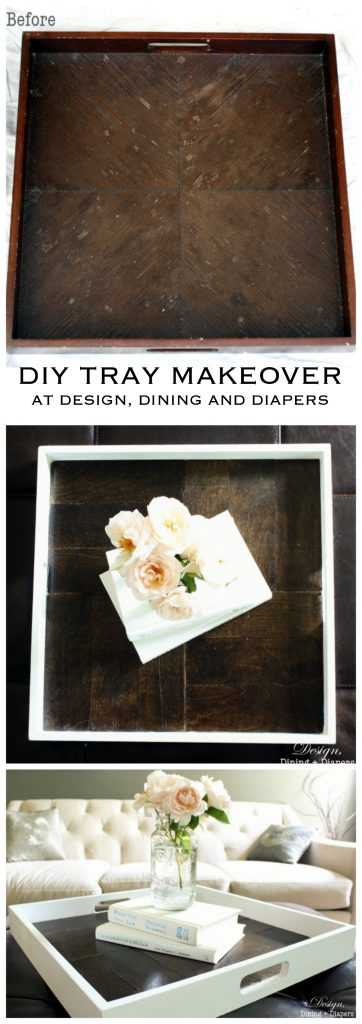 DIY Tray Transformation