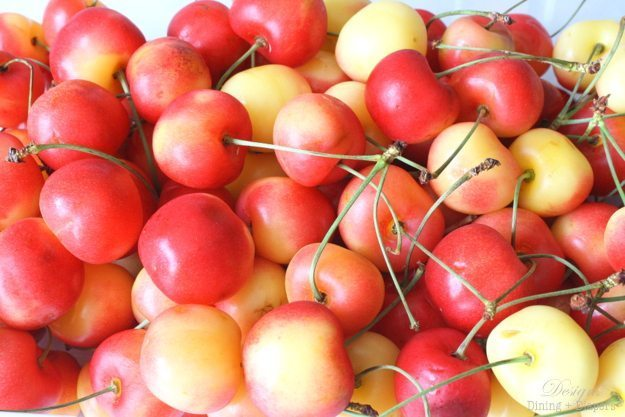 Gluten-Free Cherry Tart