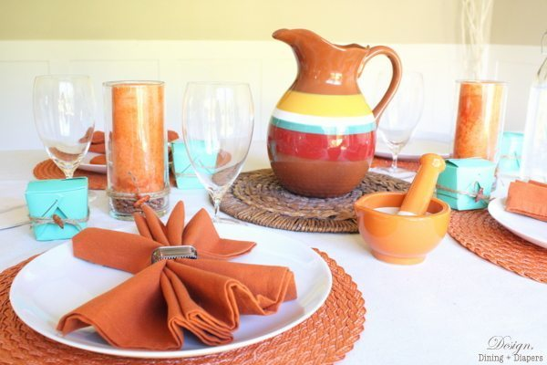 Sante Fe Tablescape