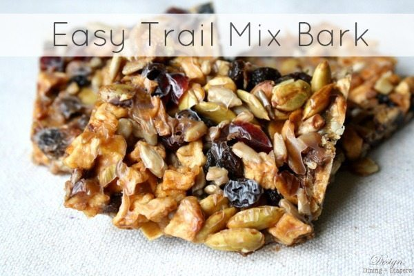 Trail Mix Bark