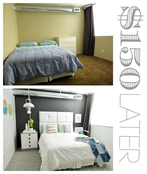 5 steps to a budget friendly room makeover taryn whiteaker - Room makeover ideas cheap ...