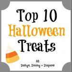 Top 10 Tuesday [On Wednesday]: Halloween Treats