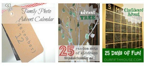 Luminary Advent CalendarDesign, Dining + Diapers