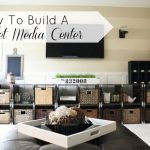 How To Build a Media Center Out of Pallets