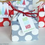 Last Minute Christmas Favors for under $1.00