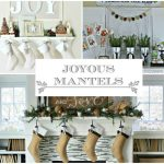 Joyous Mantels From Happy Hour