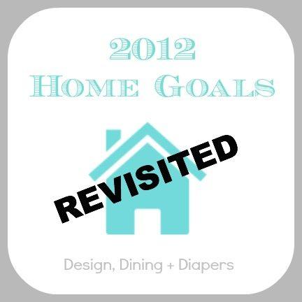 DDD Home Goals 2012