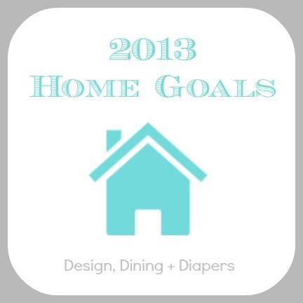 DDD Home Goals 2013