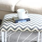Thrifted Glider Turned Chic Bench