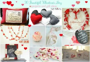 20 Valentine's Day Projects
