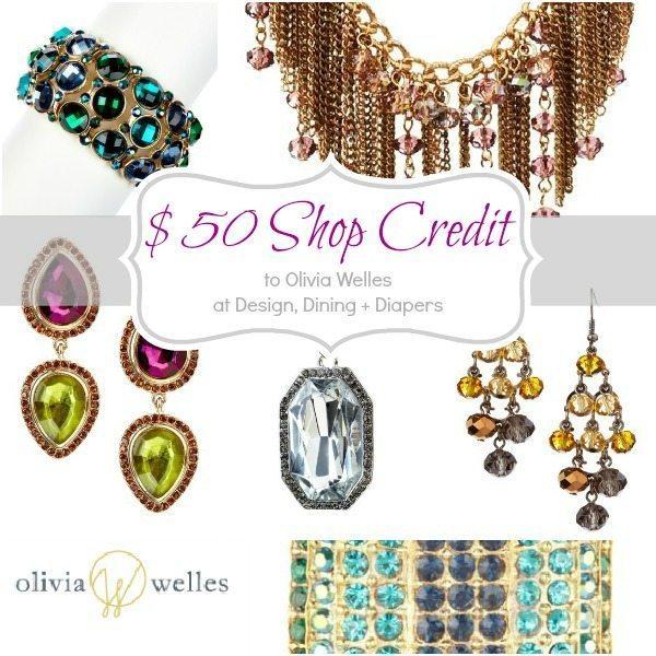 Olivia Welles Giveaway