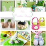16 Last Minute Easter Ideas (Link Party Features)