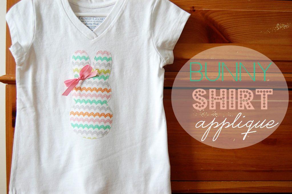 Bunny shirt-1