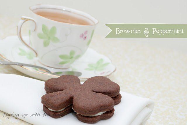 Shamrock-Cookies