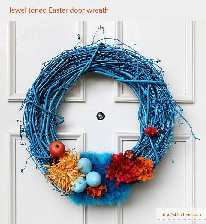 jewel-toned-easter-door-wreath-1
