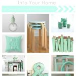 10 Ways To Add Mint Into Your Home