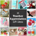 16 Teacher Appreciation Gift Ideas