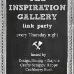 Inspiration Gallery Link Party #27