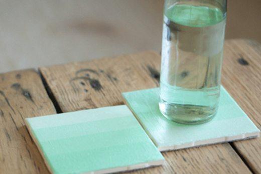 DIY-Mint-Ombre-Coasters-9a