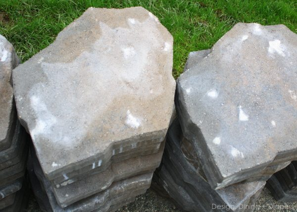 how to cut paver stones
