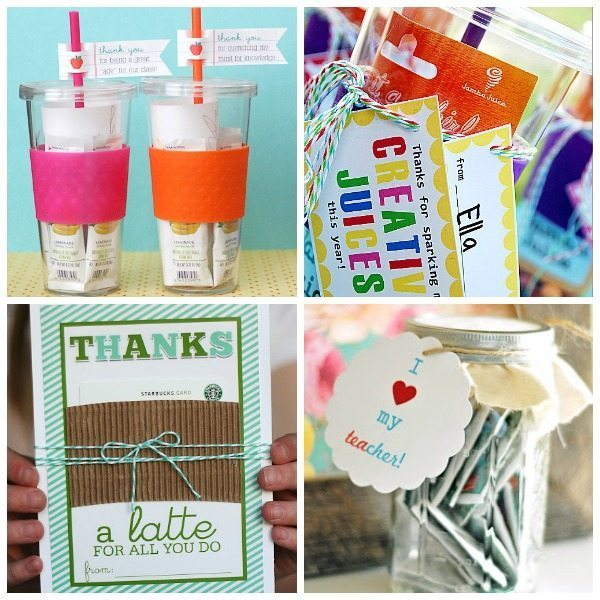 Crafty Teacher Lady February 2013: 16 Teacher Appreciation Gift Ideas