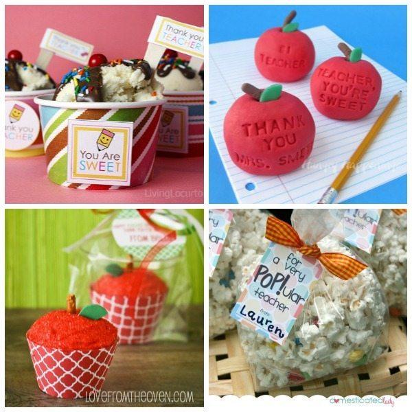 Teacher Appreciation Gifts 2
