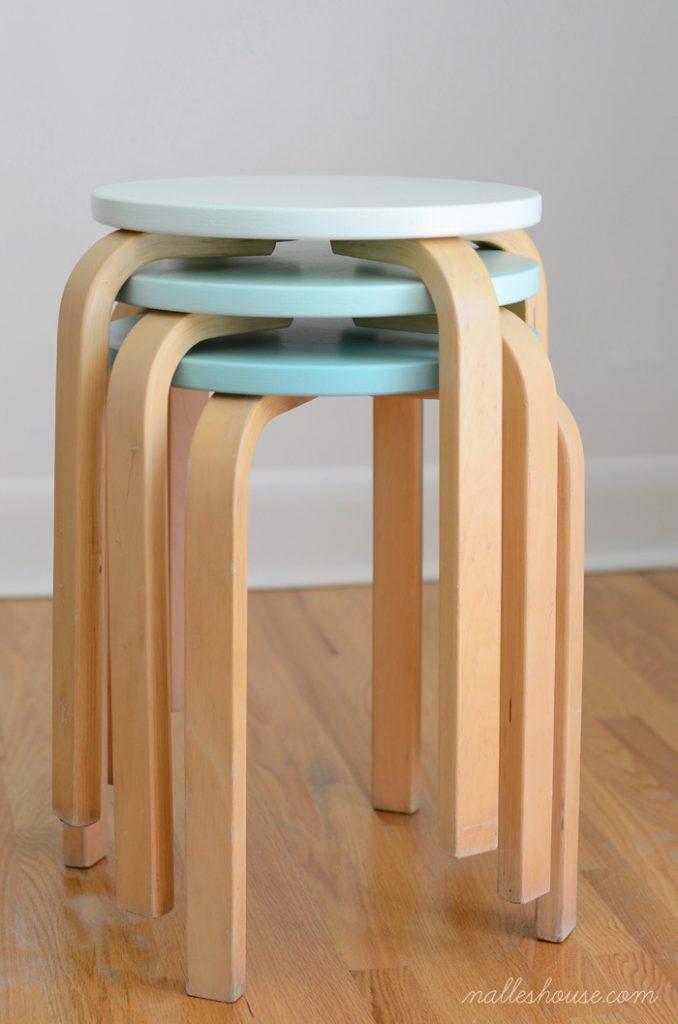 mint stools 2