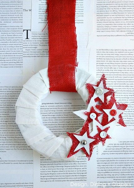 DIY Fourth of July Wreath by designdininganddiapers.com