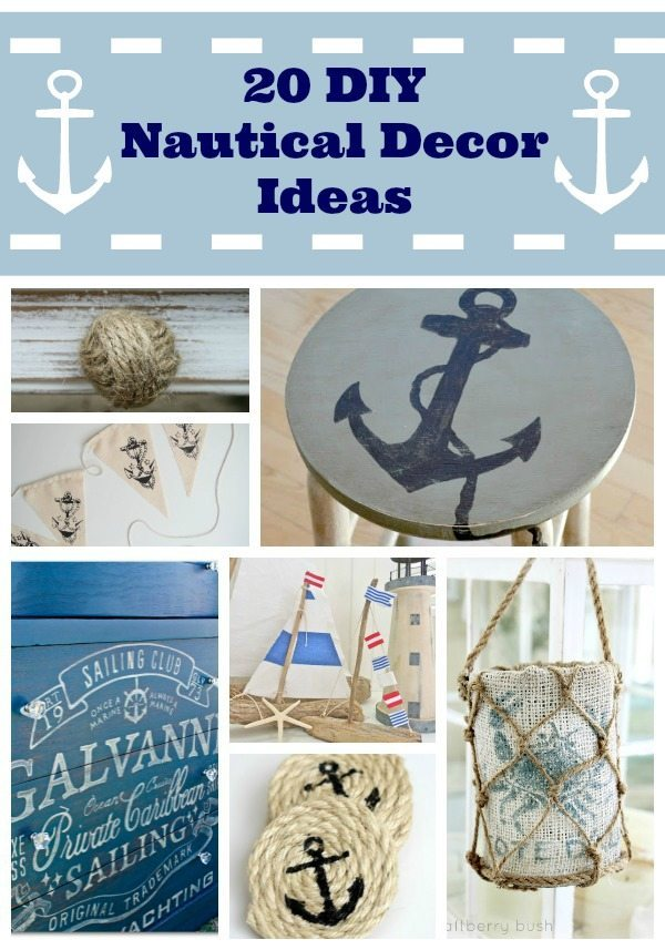 Lighthouse Bathroom Decor Ideas : Nautical decor ideas creative home
