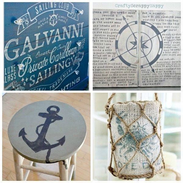 DIY Nautical Decor Ideas 2
