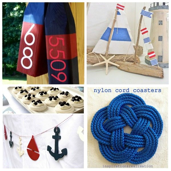 diy nautical christmas decorations images