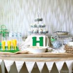 Emerald Gender Neutral Baby Shower