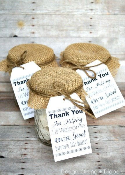 Handmade Thank You Wedding Gifts : When I had my first 2 1/2 years ago, I had no idea that people ...
