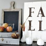 Rustic Fall Sign Tutorial