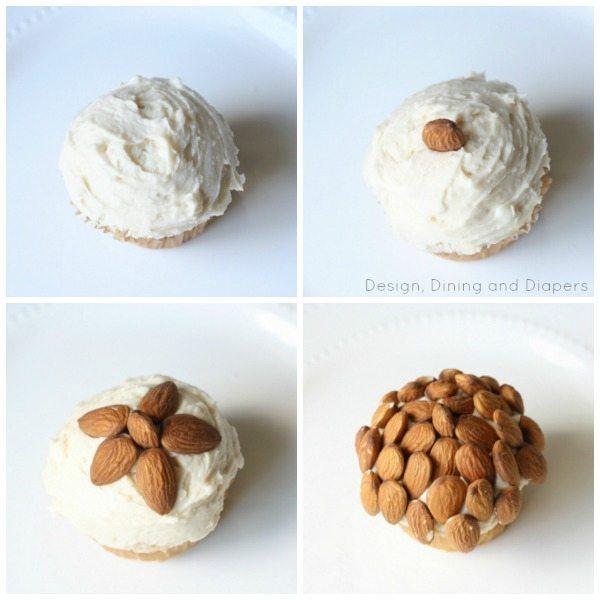 Acorn Cupcake Tutorial