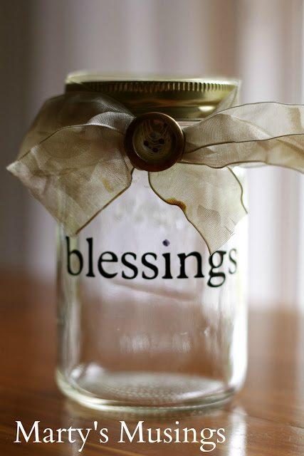 Blessing Jar 2