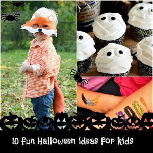 Fun Halloween Ideas For Kids
