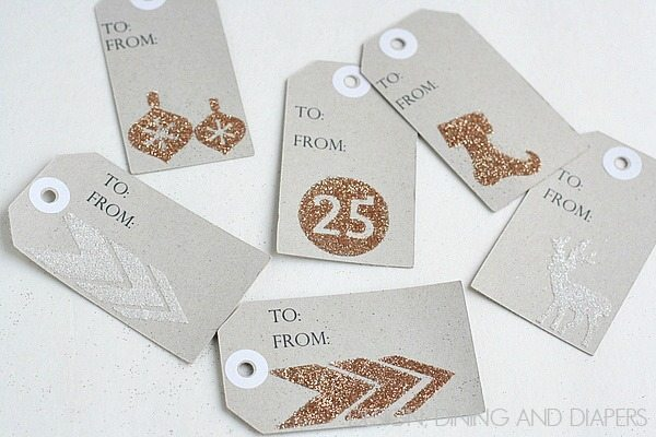Chipboard Gift Tags 4